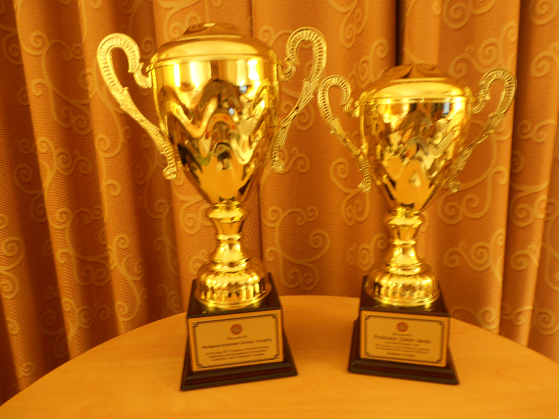 2014 Dubai Uae Academy Of World Business Marketing