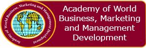 Academy of World Business, Marketing and Management Development